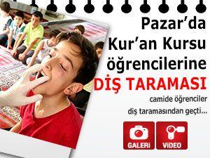 DİŞ TARAMASI