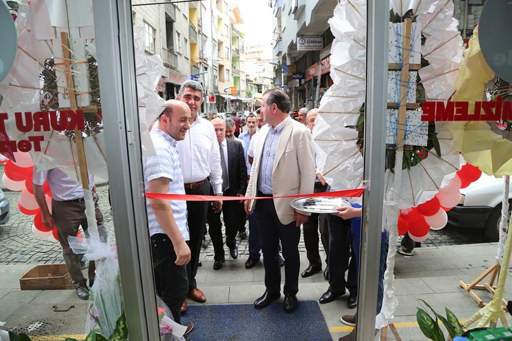 İstanbul'daki konfor ve kaliteyi Pazar'a taşıdı 7