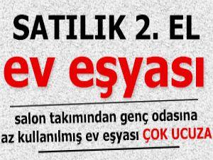 SATILIK 2. EL EV EŞYASI