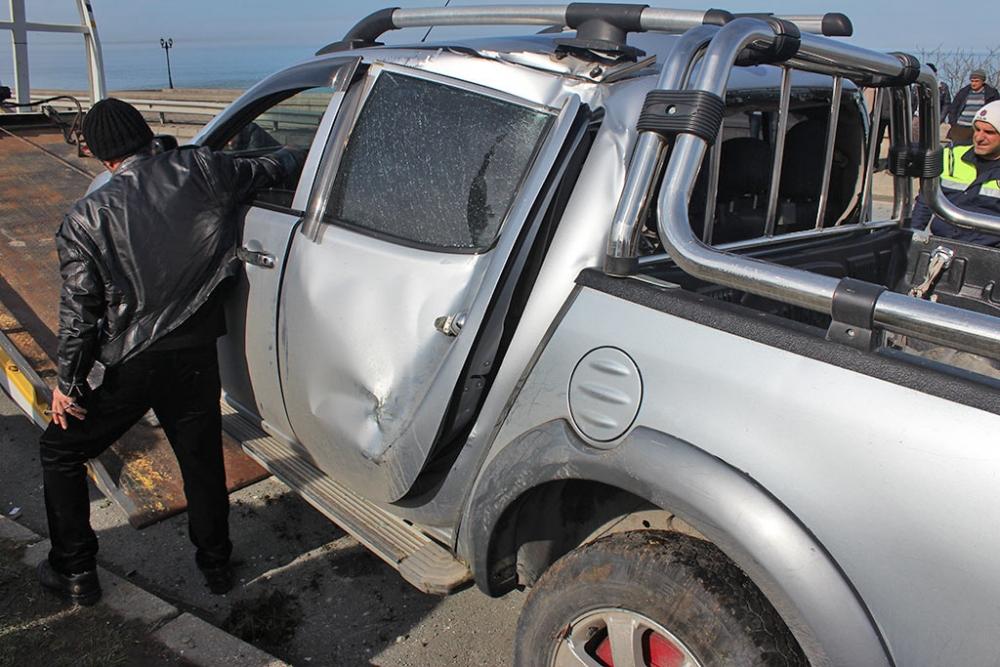 Pazar'da trafik kazası: 4 yaralı 6