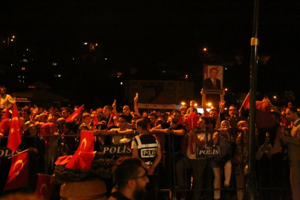 Erdoğan'dan hemşehrilerine sitem! 2