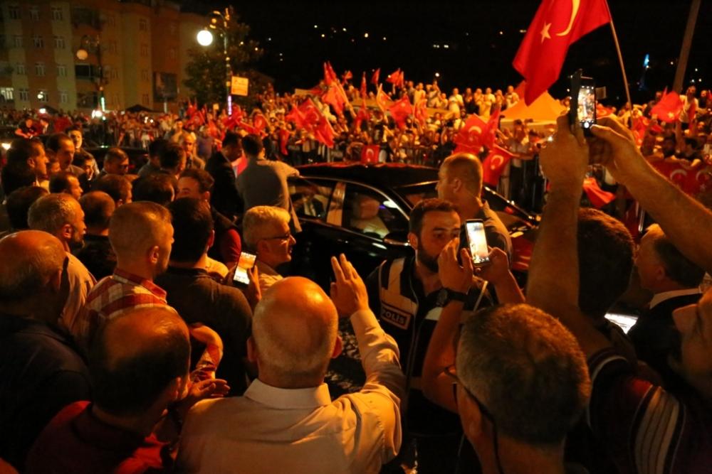 Erdoğan'dan hemşehrilerine sitem! 4