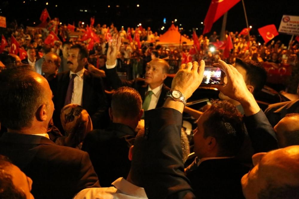 Erdoğan'dan hemşehrilerine sitem! 5