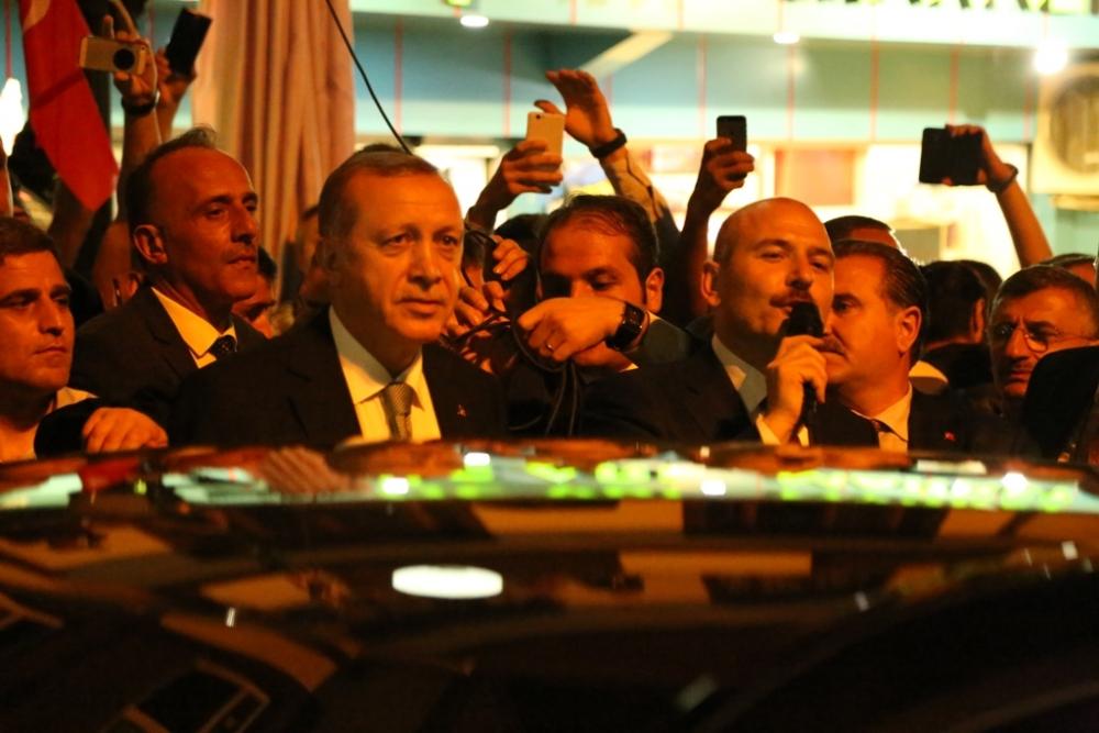 Erdoğan'dan hemşehrilerine sitem! 6