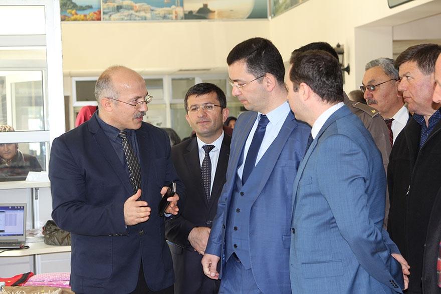 Pazar'da 'Çay Diyarından Zeytin Dalına' kermes 1