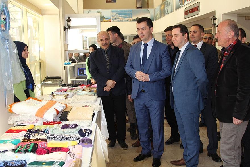 Pazar'da 'Çay Diyarından Zeytin Dalına' kermes 10