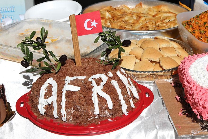 Pazar'da 'Çay Diyarından Zeytin Dalına' kermes 12