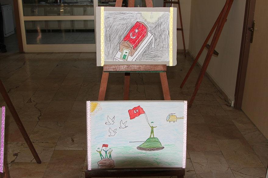 Pazar'da 'Çay Diyarından Zeytin Dalına' kermes 3