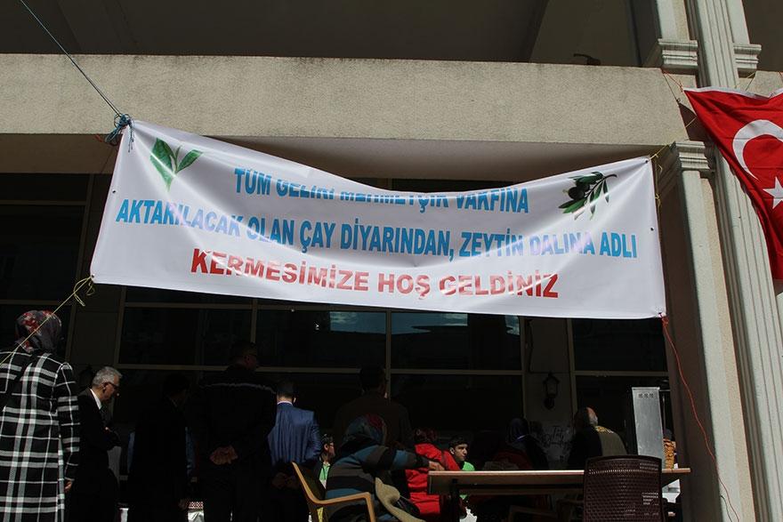 Pazar'da 'Çay Diyarından Zeytin Dalına' kermes 5