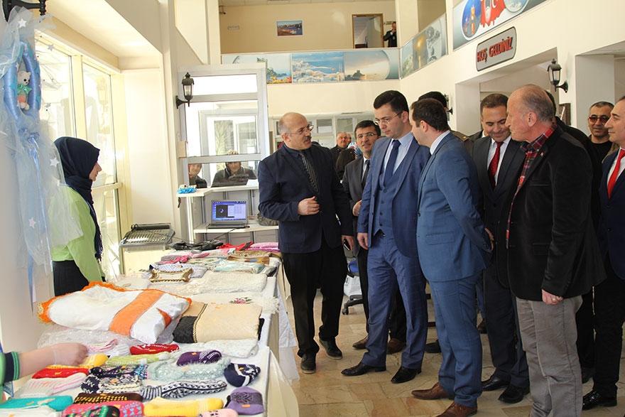 Pazar'da 'Çay Diyarından Zeytin Dalına' kermes 9