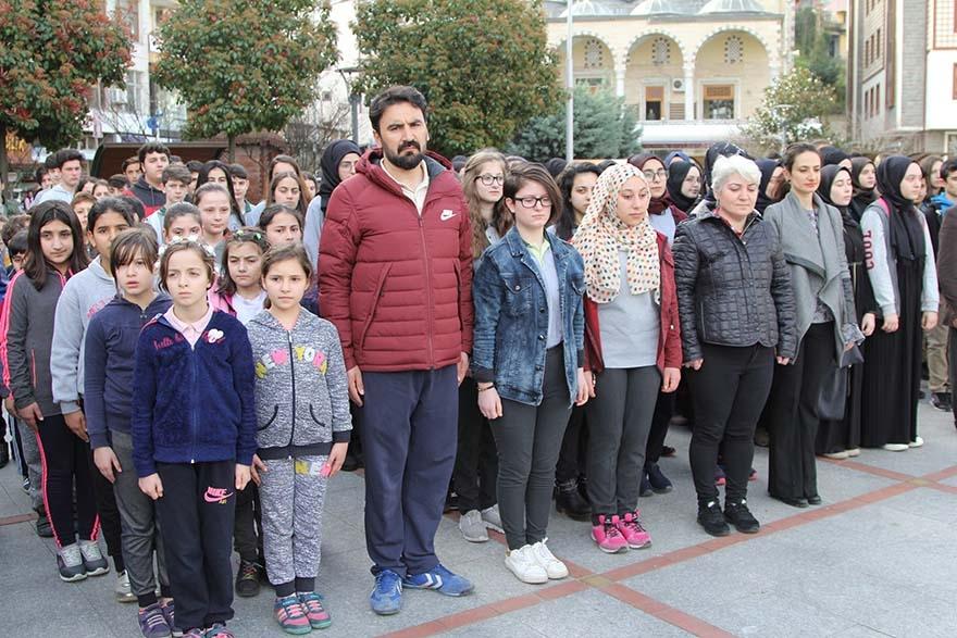 Pazar'da Çanakkale Zaferi ve Şehitleri Anma etkinliği 25