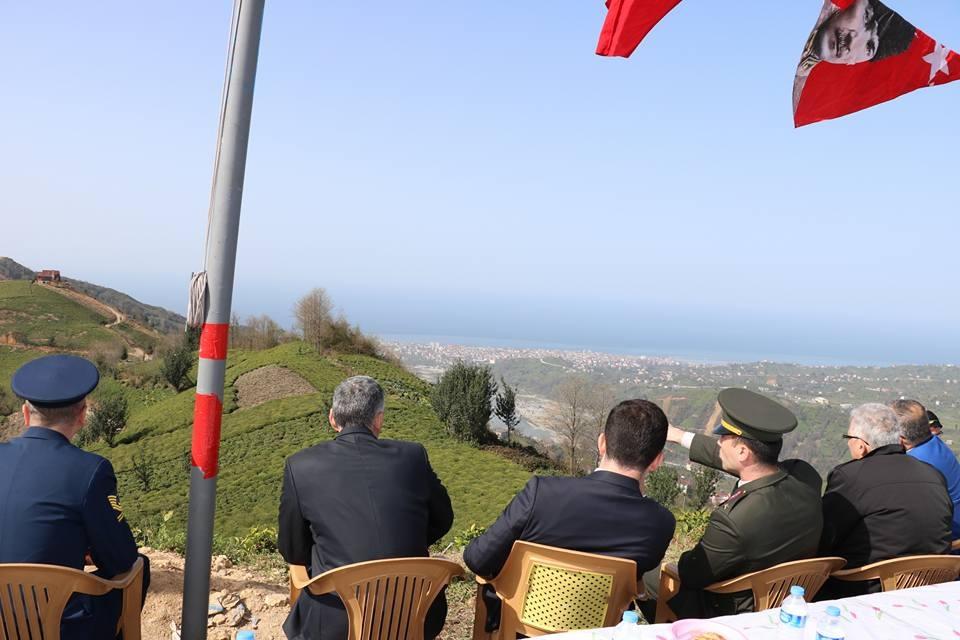 Pazar'da Çanakkale Zaferi ve Şehitleri Anma etkinliği 33