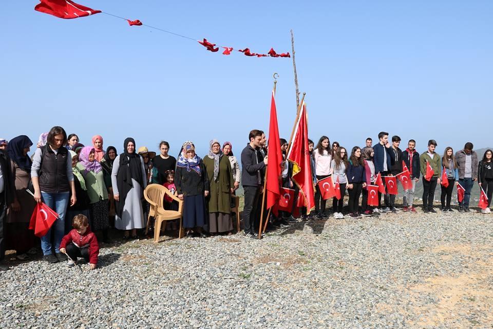 Pazar'da Çanakkale Zaferi ve Şehitleri Anma etkinliği 34