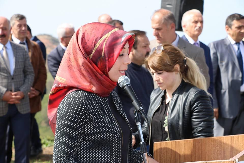 Pazar'da Çanakkale Zaferi ve Şehitleri Anma etkinliği 44