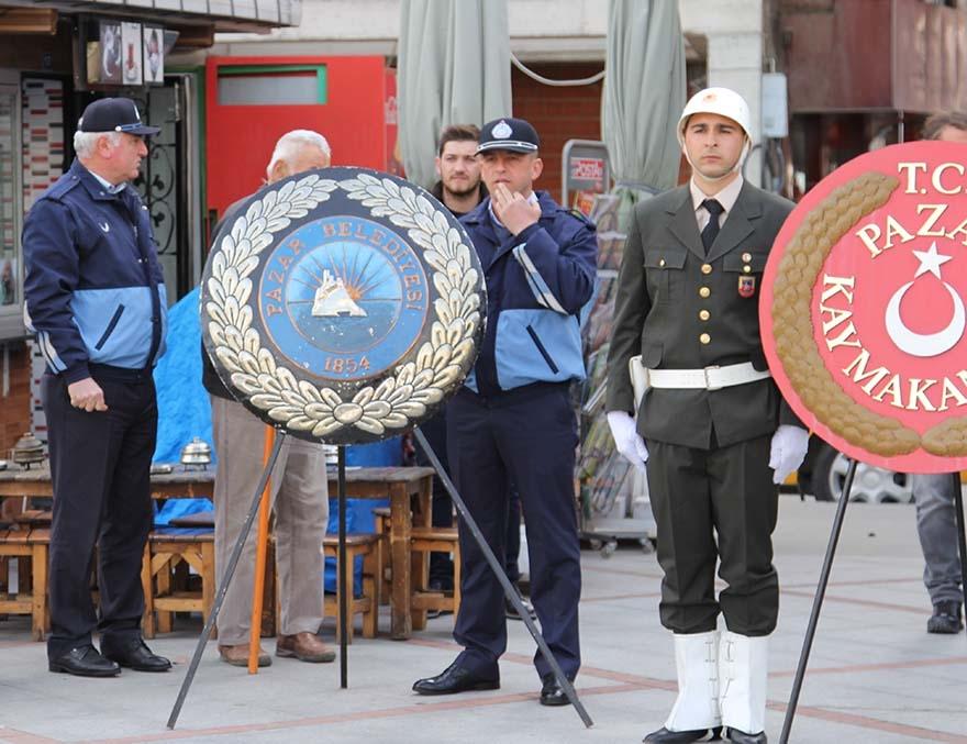 Pazar'da Çanakkale Zaferi ve Şehitleri Anma etkinliği 6
