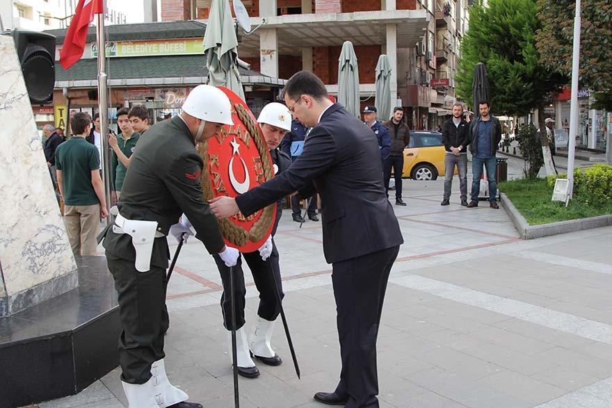 Pazar'da Çanakkale Zaferi ve Şehitleri Anma etkinliği 7