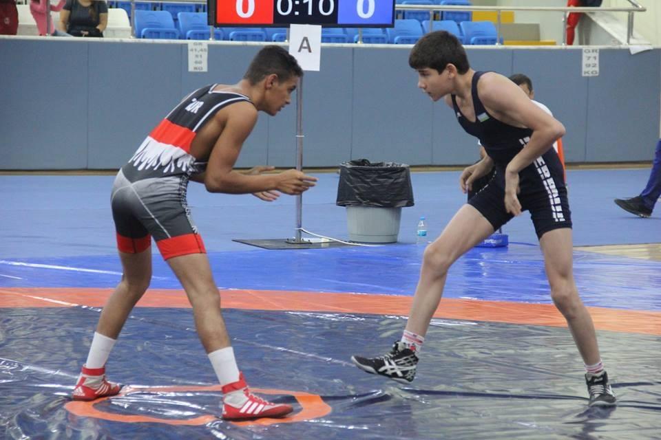 Pazar'daki güreş turnuvası sona erdi 5