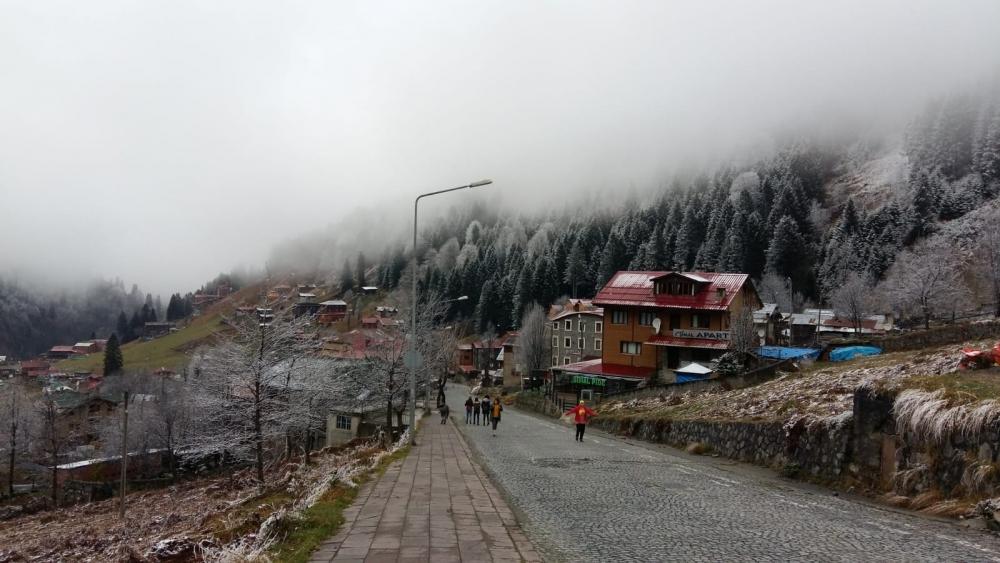Ayder'de kış bir başka güzel 10