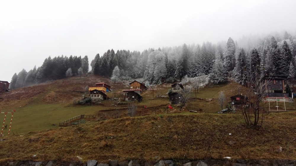Ayder'de kış bir başka güzel 11