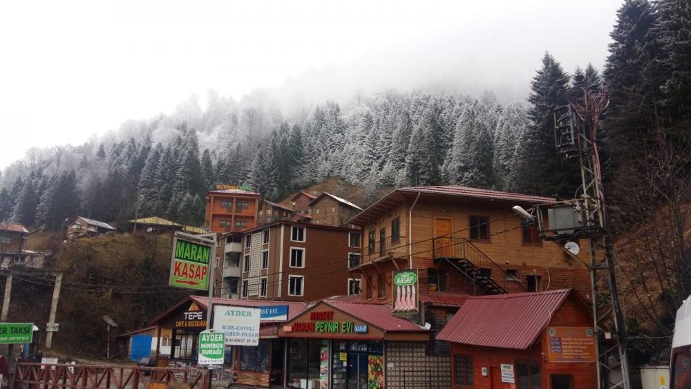 Ayder'de kış bir başka güzel 12