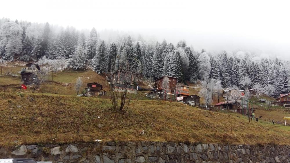 Ayder'de kış bir başka güzel 15