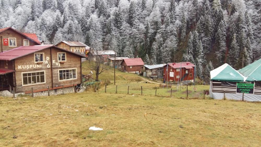 Ayder'de kış bir başka güzel 16