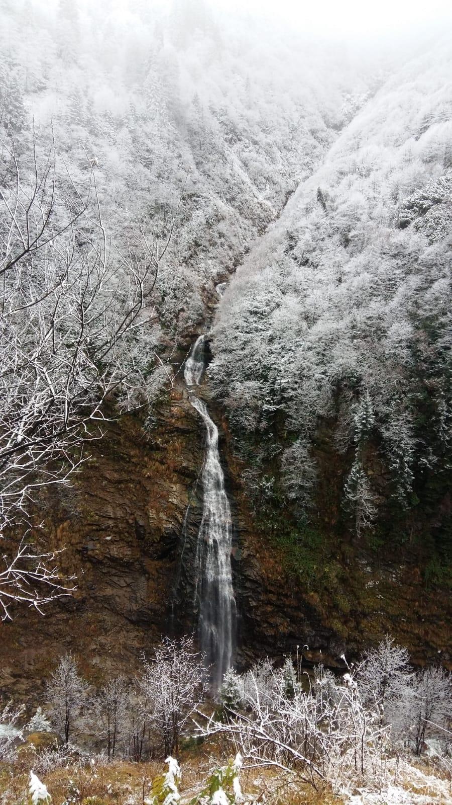 Ayder'de kış bir başka güzel 17
