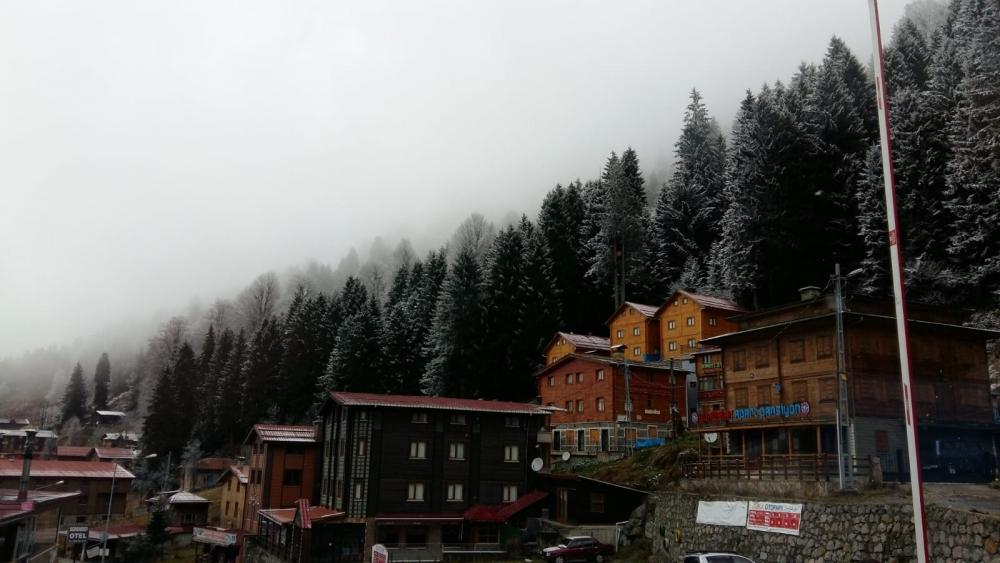 Ayder'de kış bir başka güzel 2
