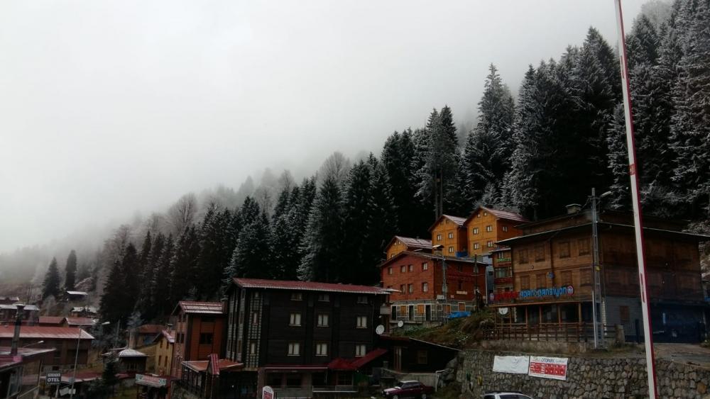 Ayder'de kış bir başka güzel 5