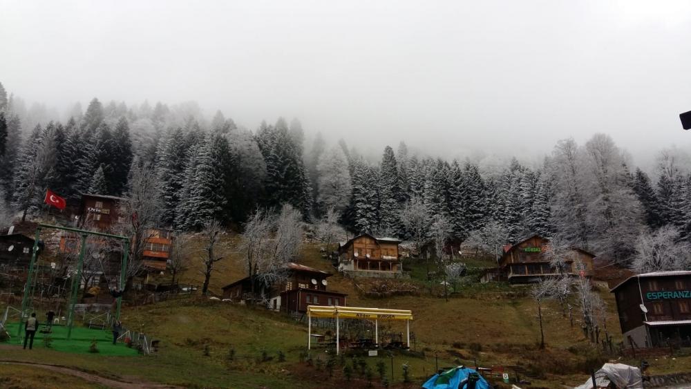 Ayder'de kış bir başka güzel 7