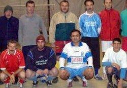 Pazar Emniyet'ten dostluk maçları