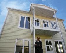 40 bin YTL'ye villa sahibi olunuyor