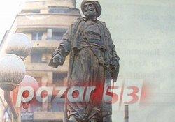 Mısırlılar Laz Heykeli dikti!