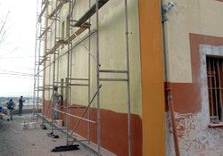 V. Vardal okulu yenileniyor