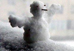D.Karadeniz için kar uyarısı