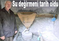 Su değirmenleri teknolojiye yenildi