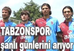 Trabzonspor'da imza şov