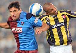Fener'den Trabzon'a tebrik!