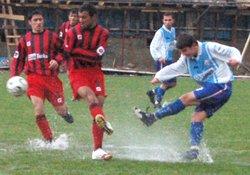 Pazarspor Erzincan'a fark attı:9-1