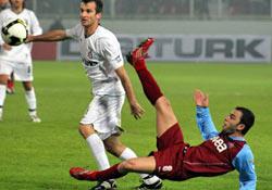 Trabzonspor yan yattı...