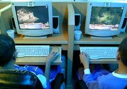 Artvin'de internet kafe operasyonu