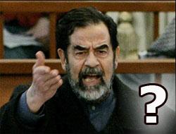 Saddam neden bayramda asıldı?