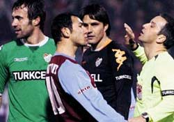 Trabzonspor'u yıkan hakem hatası