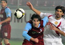 Trabzonspor koltuğu devraldı