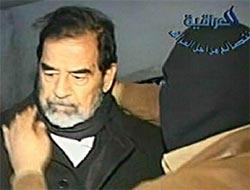 Saddam'ın hakimi konuştu!
