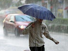Bayramlık hava bitti, yağış geliyor