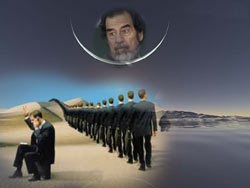 Saddam gitti, efsanesi bitmedi!