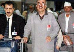 İlk hacı kafilesi Trabzon'da