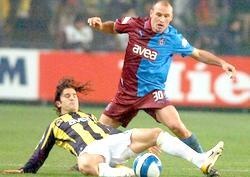 Trabzon orada Fener'i yenemiyor