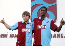 Trabzonspor'da 2 imza birden